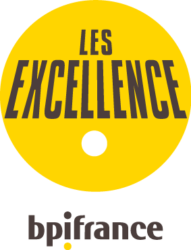 Logo Les Excellence jaune