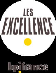 Logo Les Excellence blanc