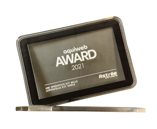 aquiweb award